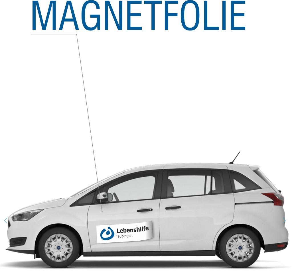 Magnetfolie Aufkleber-Printer