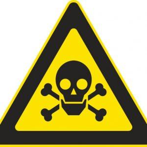 Aufkleber-Gefahrsymbol-giftige-Stoffe