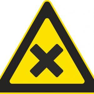 Aufkleber-Gefahrsymbol-reizende-Stoffe