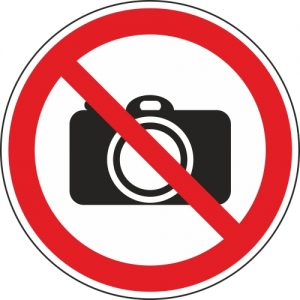Aufkleber-fotografieren-verboten
