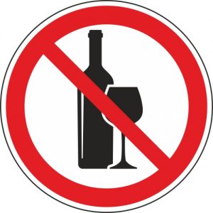 Aufkleber-kein-Alkohol