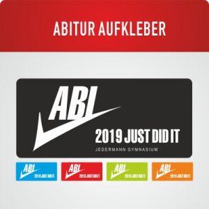 ABI-Aufkleber