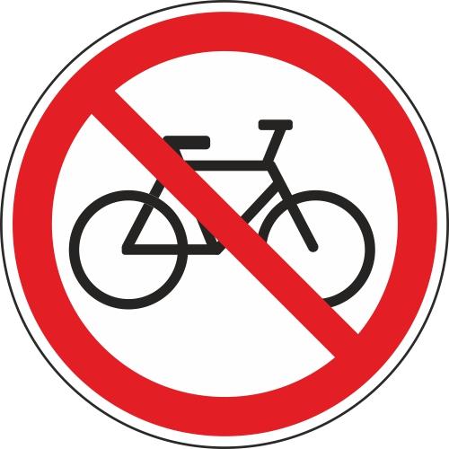 Aufkleber-radfahren-verboten