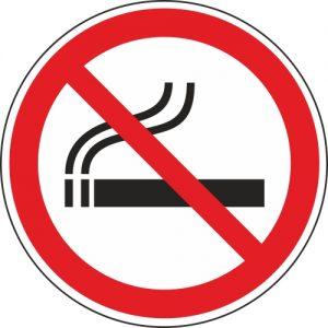 Aufkleber-rauchen-verboten