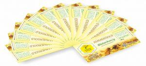 Honig-etiketten-Aufkleber-printer