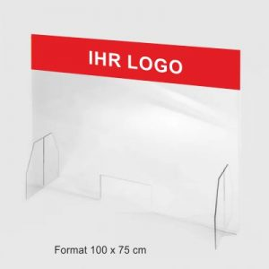 Plexiglas-trennwand-mit-Logo-100x75cm